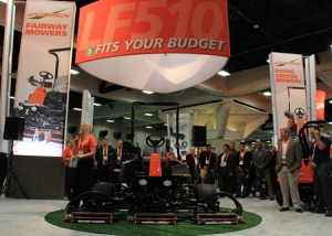Jacobsen booth