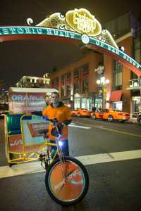 Jacobsen pedicab